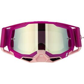 100% Racecraft Anti-Fog Goggles Gen2, rosa
